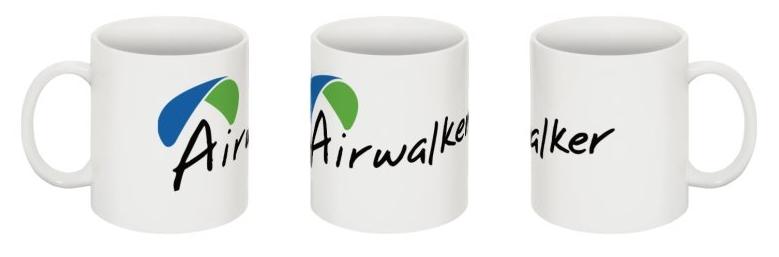 Airwalker Tasse